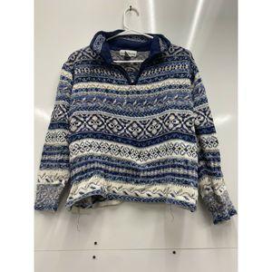 Croft & Barrow Large Pullover Sweater
